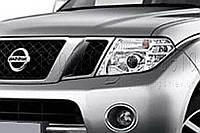 """Nissan Pathfinder - замена штатных линз на би-ксеноновые линзы Moonlight ULTRA G6/Q5 3,0"""" D2S"""