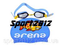 Набор для плавания детский: очки, шапочка AR-92278-20 MULTI CMBI-ST 2 WD