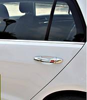 Volkswagen Golf 7 накладки хром на дверные ручки