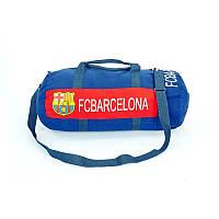 Сумка спортивная клубная Бочонок Barcelona GA-5633-1