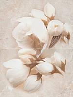 Декор - панно Opoczno Nizza цветок 450х600