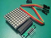 MAX7219 Светодиодная матрица 8x8 с драйвером