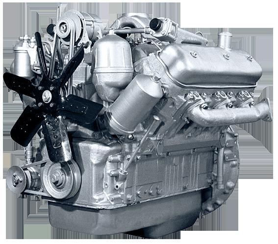 Двигатель (ЯМЗ)