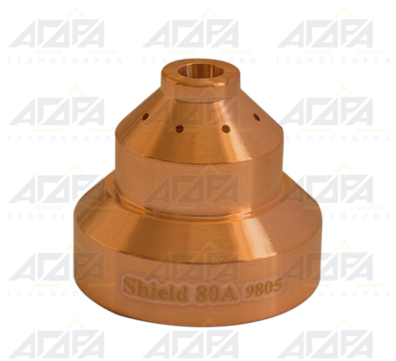 120930 Колпак/Shield, мех. для Hypertherm Powermax 1250 Hypertherm Powermax 1650