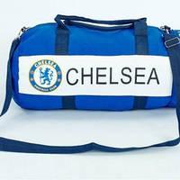 Сумка спортивная клубная Бочонок Chelsea GA-5633-3