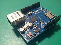 Модуль W5100 Ethernet Shield Arduino, фото 1