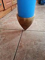 Заглушка на трубу для скважин д.125