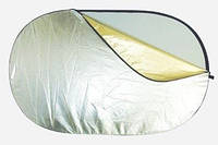 Отражатель MASSA 5 в 1 (120х180 см) овальной формы
