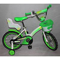 Кроссер Кидс Байк 14  велосипед детский Crosser Kids Bike девочки