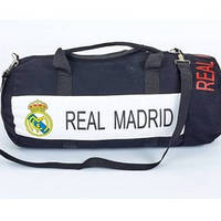 Сумка спортивная клубная Бочонок Real Madrid GA-5633-4