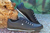 Мужские кроссовки  натуральная кожа, фото 1