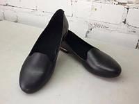 Женские туфли-балетки,натуральная кожа