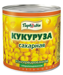 Кукуруза консервированная ж\б 430 гр