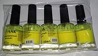 Лак флуоресцентный / желтый / DOLPHIN