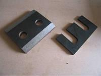 Планки прижимные (П1 и П2) и планки упорные (У1, У2 и У3) согласно ГОСТ 24741-81 и ГОСТ 4121-76