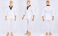 Добок кимоно для тхэквондо WTF 5473, хлопок + полиэстер: 110-164см, плотность 240