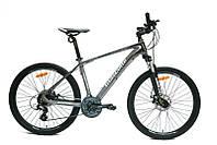 "Велосипед Mascotte Chameleon 17"" Gray/Black/White"