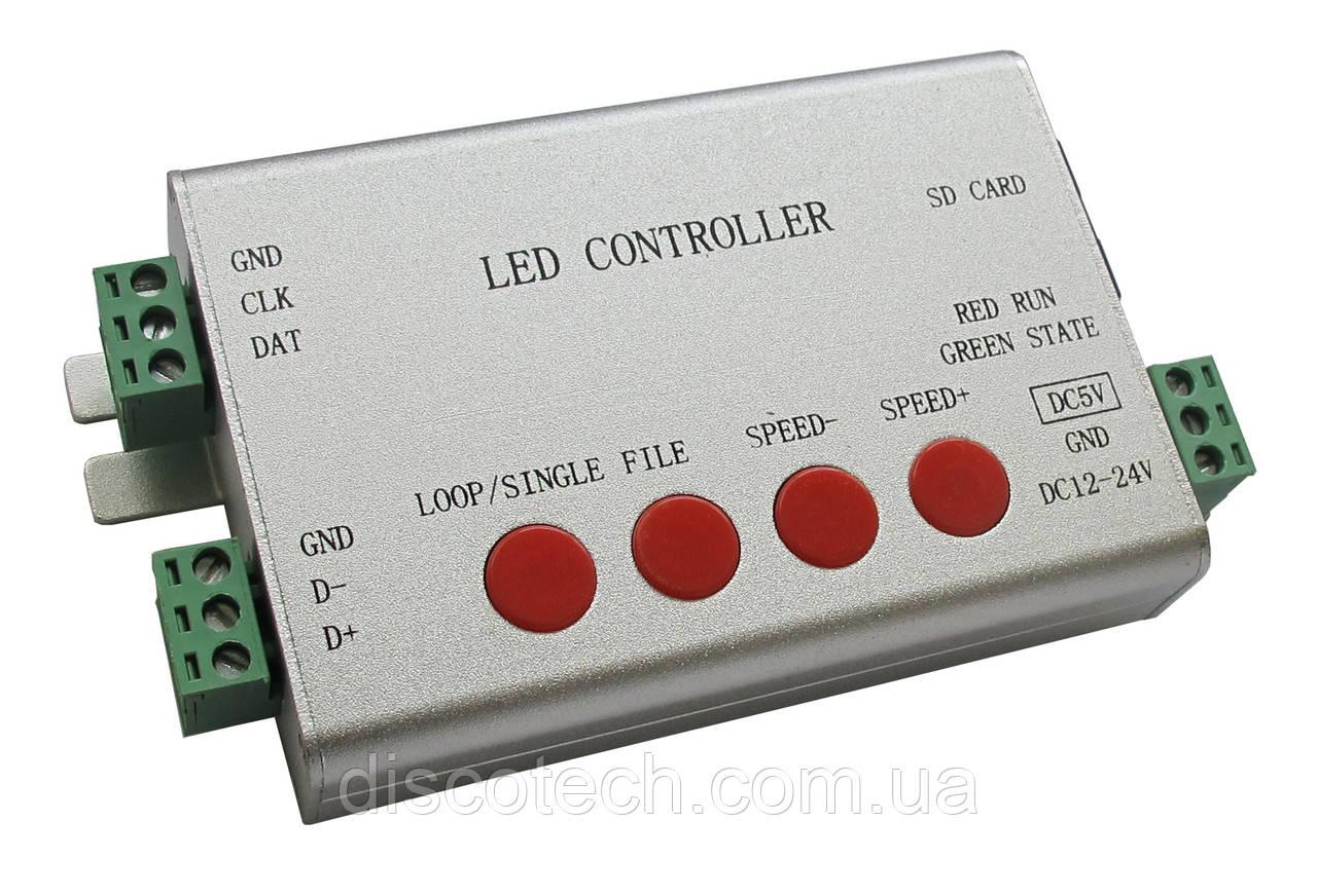 Контроллер для управления RGB пикселями YM-801SB