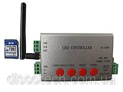 Контроллер для управления RGB пикселями YM-806SB