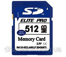 Карта памяти SD-card 0,5Gb