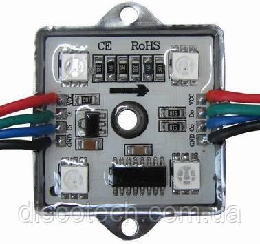 Светодиодный RGB пиксель WL-12V4RGB6803