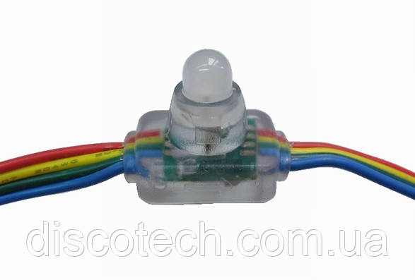 Светодиодный RGB пиксель WL-5VRGB2801P