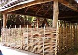 Плетень тын лоза Заборы, изгороди, ограждения в Украине, фото 8