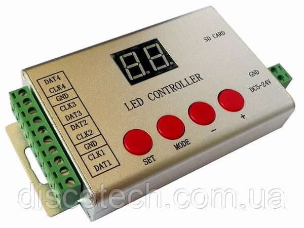 Контроллер для управления RGB пикселями YM-801SE