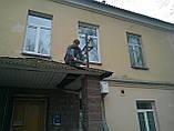 Монтаж, установка, ремонт козырьков и навесов, фото 4