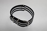 Синтетический ремень NATO-straps-сплошной ремень из капронового материала 22 мм.