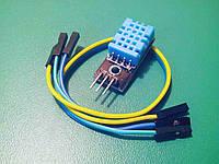 Датчик температури і вологості DHT11 Arduino