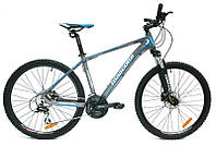 "Велосипед Mascotte Chameleon Hidro 17"" Gray/Blue/White"