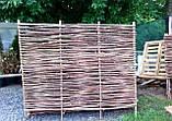 Плетень тын лоза Заборы, изгороди, ограждения в Украине, фото 4