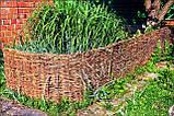 Плетень тын лоза Заборы, изгороди, ограждения в Украине, фото 5