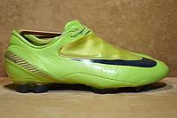 Ретро бутсы Nike Mercurial Vapor 4 Citron fg. Италия. 42 р.
