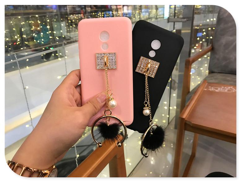 """Meizu M5 NOTE оригинальный противоударный чехол бампер накладка со стразами камнями для телефона """"MOON CASE"""""""