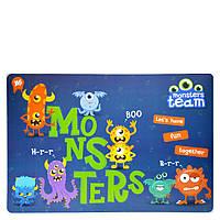 Подложка для стола детская Monsters