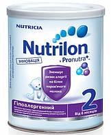 Молочная смесь Nutrilon ® Гипоаллергенный 2 Pronutra+ 400г