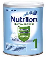 Молочная смесь Nutrilon Кисломолочный 1, 400 г