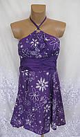 Новое стильное платье X-MAIL хлопок M 46-48 С106N
