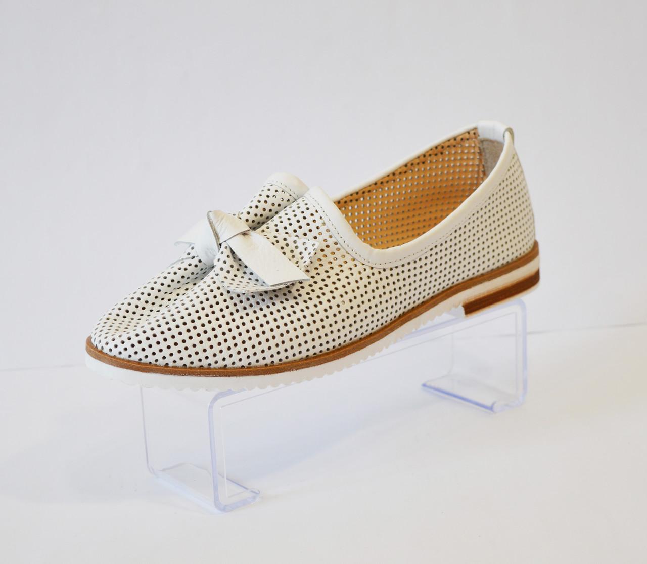 Туфли кожаные Molly Bessa 070-126