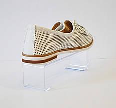 Туфли кожаные Molly Bessa 070-126, фото 2