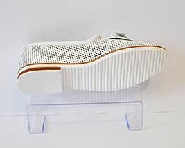 Туфли кожаные Molly Bessa 070-126, фото 3