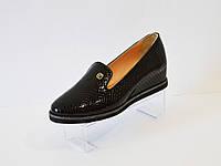 Туфли кожаные Pesetto 1437