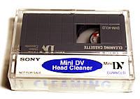 Видеокассета Sony MiniDV чистящая