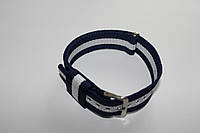 Синтетический ремень NATO-straps- сплошной ремень из капронового материала 20 мм.
