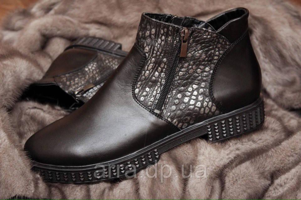 Ботинки питон