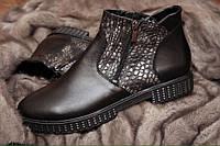 Ботинки питон, фото 1