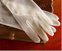 Перчатки невесты, айвори