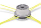 Мини-шпуля ЗЕНИТ 73 мм алюминиевая